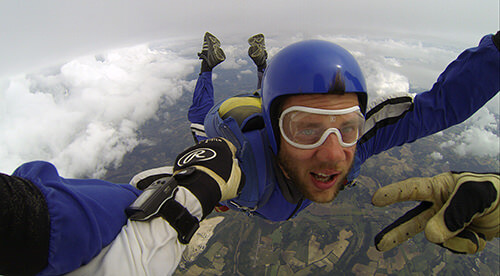 parachute toulouse