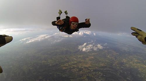 midi pyrenees stage de parachutisme