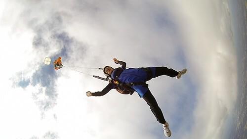 ouverture parachute toulouse
