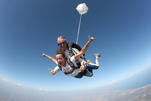 Saut en parachute toulouse en plein ciel - Saut en parachute bretagne pas cher ...